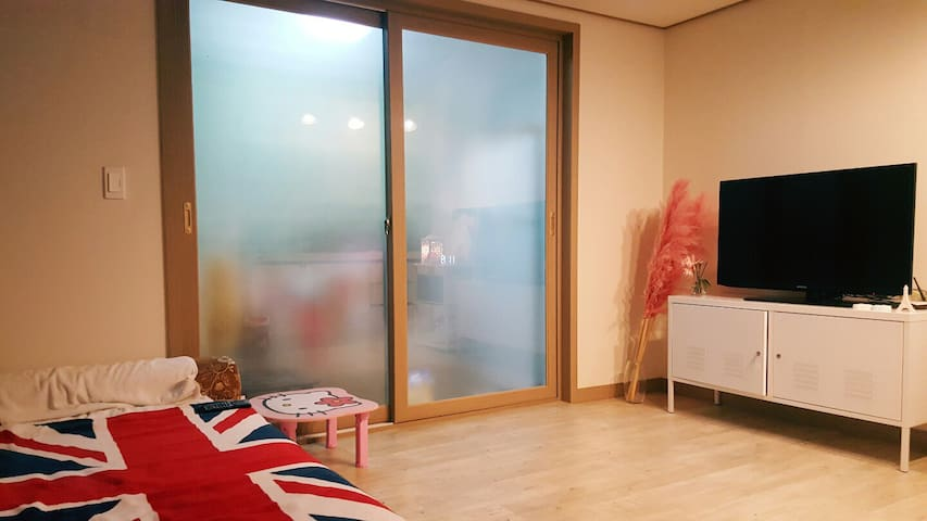 Open Sale New cozy room/10min Jeju airport/Jeju si - Yeon-dong, Jeju-si - Apartament