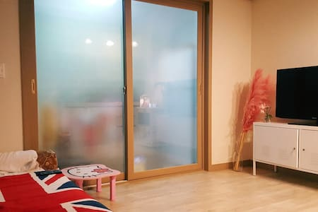 Open Sale New cozy room/10min Jeju airport/Jeju si - Yeon-dong, Jeju-si - Appartamento