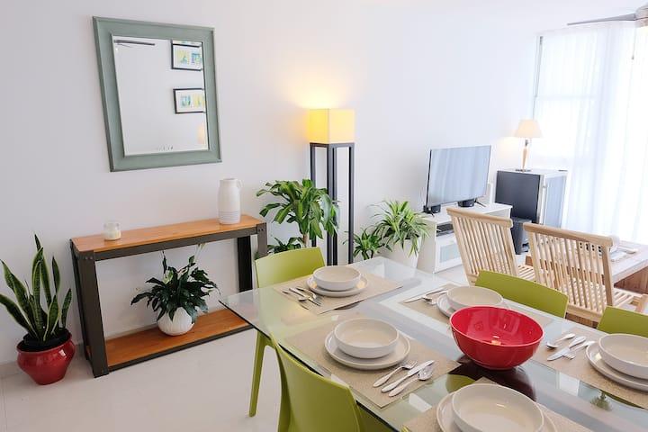 NEW! Casa Rimini: Sunny & Stylish in Santurce
