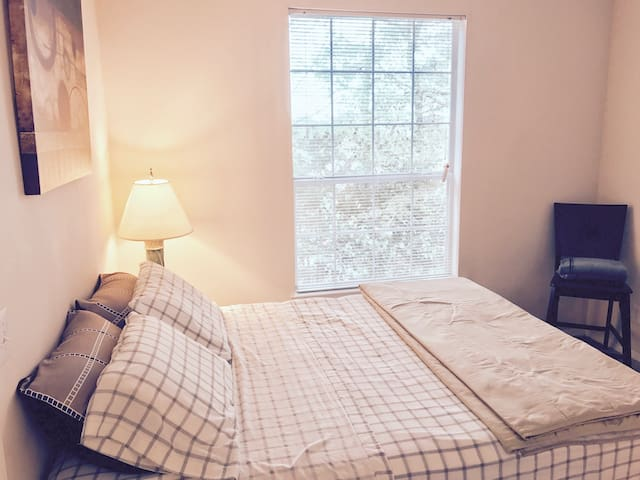 Private room w/ private bathroom - Charlotte - Byt