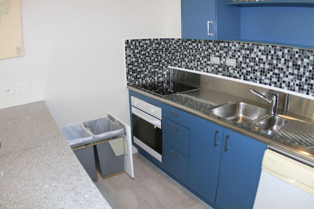 Great kitchen facilities