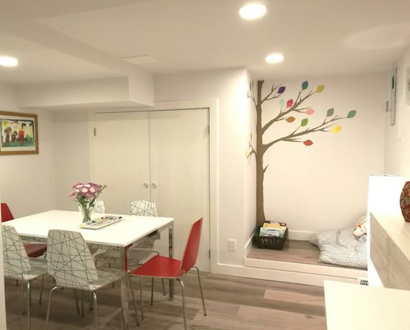 Colourful-tree Suite , Brand New renovation