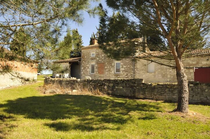 Jolie maison de campagne - Castelculier - Haus