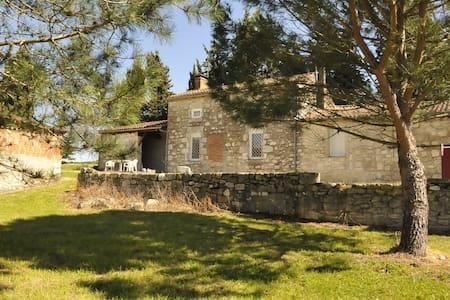 Jolie maison de campagne - Castelculier - Casa