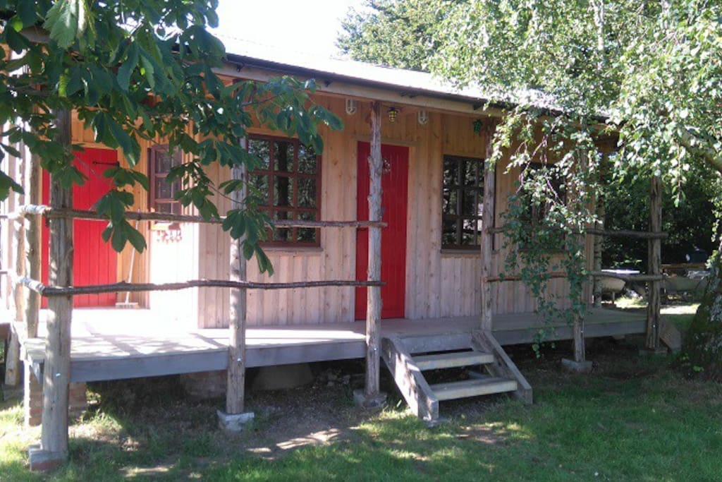 Ty cariad the love shack cabins for rent in ceredigion for The love shack cabin