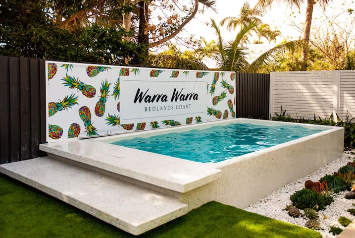 """""""Warra Warra"""" Guest Suite with Heated Pool"""