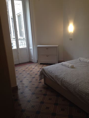 Double room with private bathroom - Milano - Villa