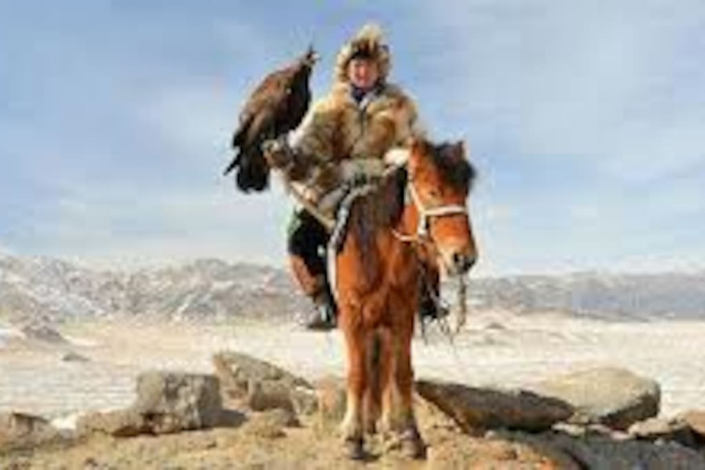 Welcome to Eagle huntress