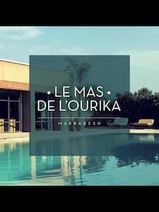 Le Mas de l'Ourika Exclusive - Marrakesch - Villa