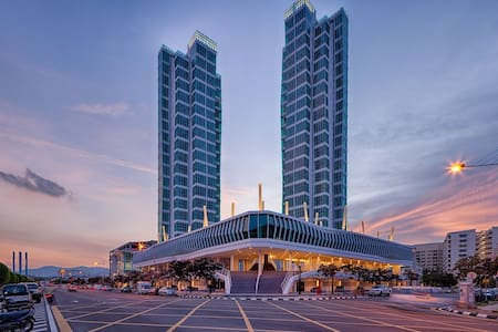 槟城与你 - George Town - Lejlighedskompleks