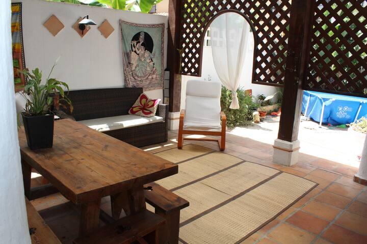Velilla Dream Beach house. Casa en Playa Velilla.