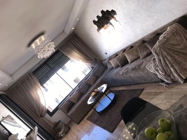 très Bel  Appartement à Casablanca, dar Bouazza