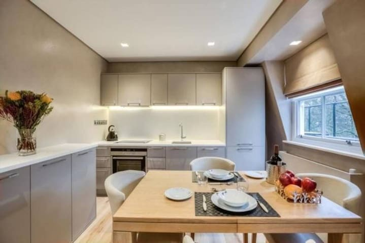 modern 2-bed apartment near hyde park paddington