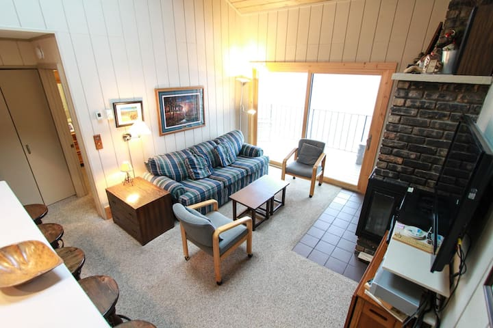 Chateau 22 Resort Condo with Sauna - Tofte - Kondominium