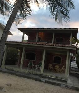 Casa sólida, espaçosa, confortável! - Ilha de Itamaracá