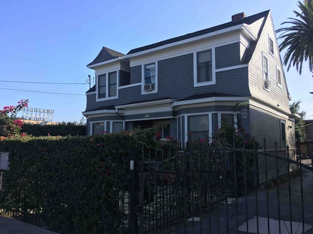 A Perfect Highland Park Location