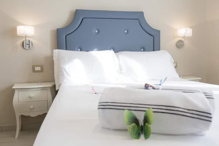 อพาร์ตเมนต์สุพีเรียร์แบบหนึ่งห้องนอน