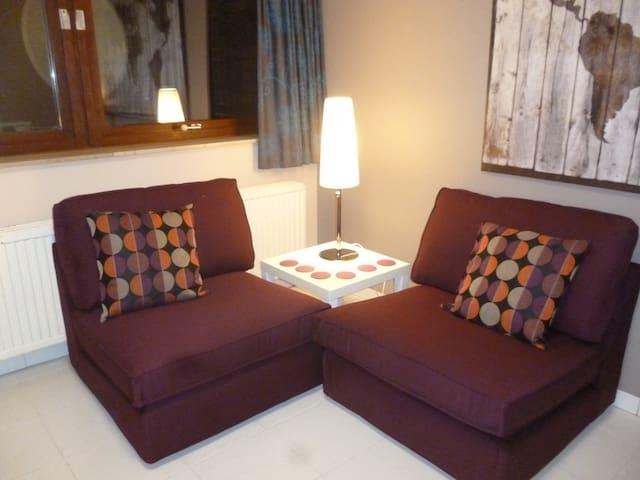 Flat Lipsius, Expo, Heizel, UZVUB - Wemmel - Apartment