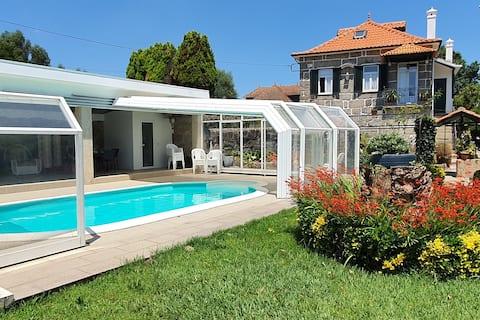 Quinta Rural com piscina a 20 minutos do Porto