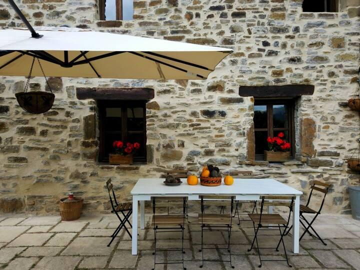 Casa de campo TXABARRI Gordexola (20 mn de Bilbao)