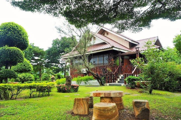 บ้านสวนศรีวิโรฒ วังน้ำเขียว Ban Suansriwirot
