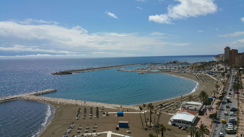 Seafront apartment in Fuengirola - Fuengirola - Apartment