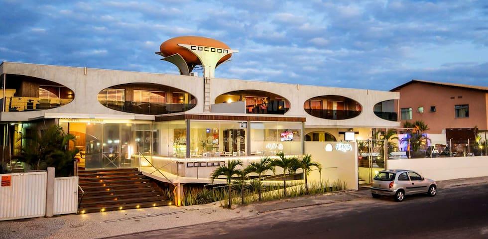HOTEL COCOON - ซัลวาดอร์ - ที่พักพร้อมอาหารเช้า