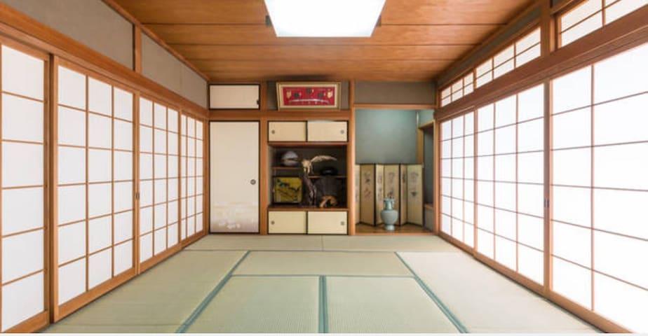5 min from Kyoto Station 'Room E' - 京都市 - Casa