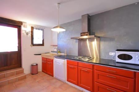 Maison et sa terrasse - Beaumont-du-Ventoux - House