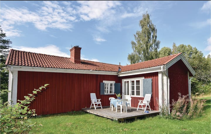 Beautiful home in Säffle with Sauna and 2 Bedrooms