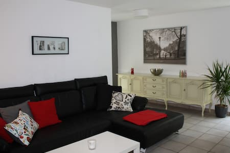 Ground floor flat, quiet area, terrace - Fürth - Apartment