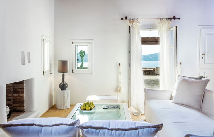 Mykonos  3 bedroom Villa with Private Pool - Agios Ioannis Diakoftis - Villa