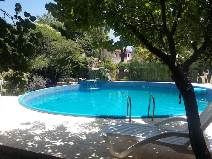 casas del mar - 5/9 personas - piscina