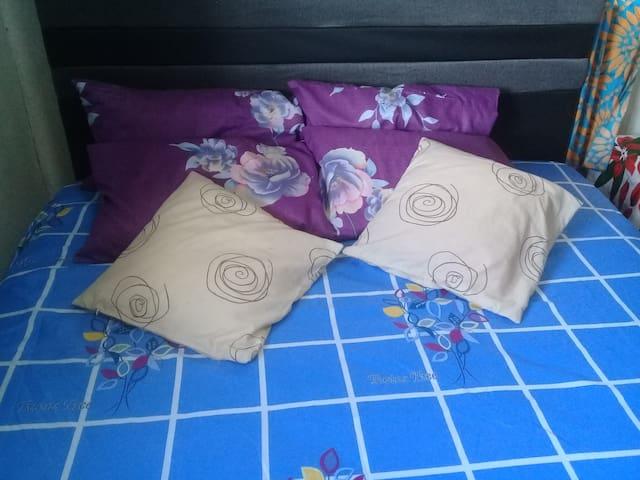 22 Suva Private Queen Bed Guestroom