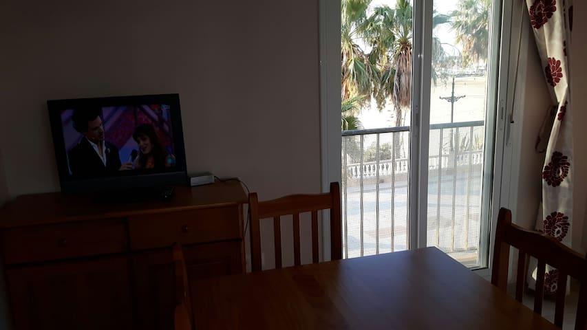 Apartamento en primerísima línea de playa