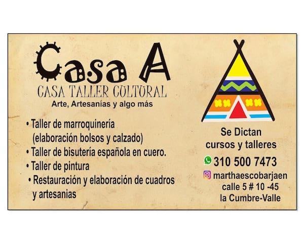 Casa A.La Cumbre-Valle