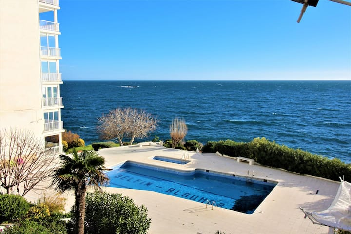 ROSES, LIGHTHOUSE AREA, VIEWS, SWIMMING POOL, PARKING, AIR CONDITIONING