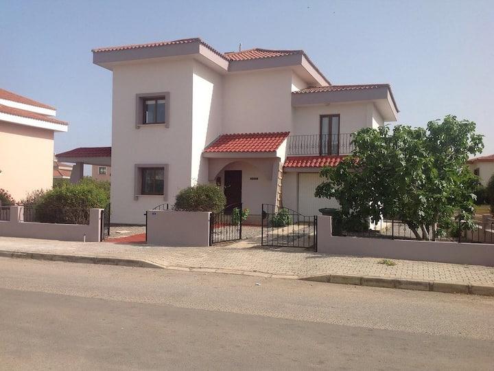 Salamis Villa, Famagusta, Northern Cyprus
