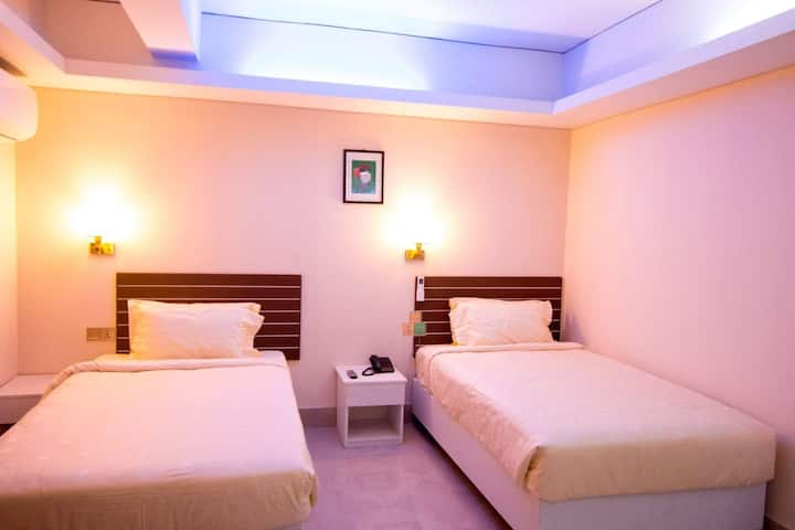Luxury Stay in city center