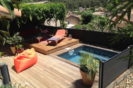 Villa piscine/jacuzzi - Carnoux-en-Provence
