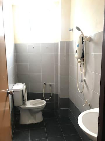 [Private Room] 01@Lukut, Port Dickson