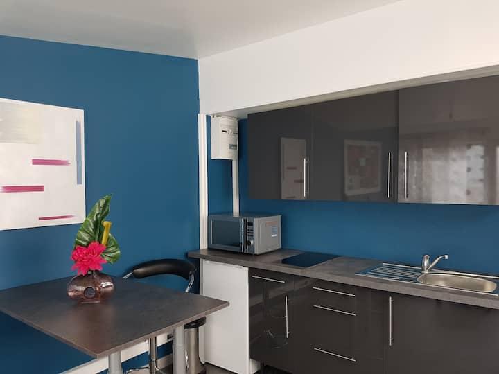 Appartement 2 pièces Chartres