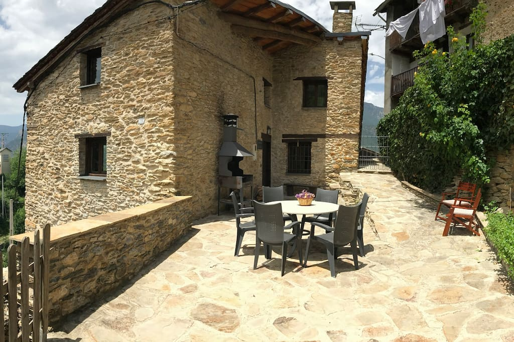 casa rural cerca de andorra houses for rent in arcavell