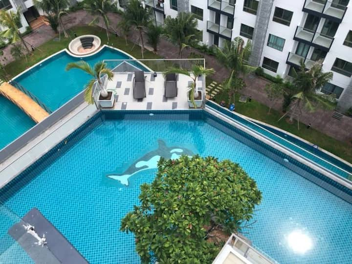 Arcadia Beach Resort Condominium
