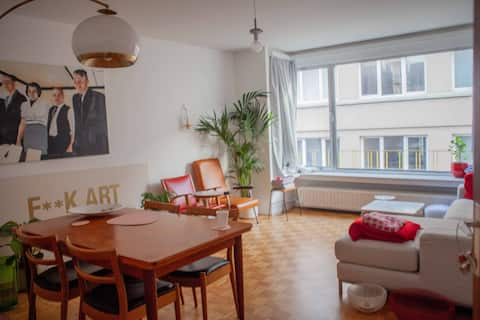 design/retro apartment