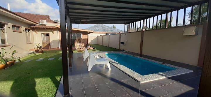 Laman Aurelia Private Pool