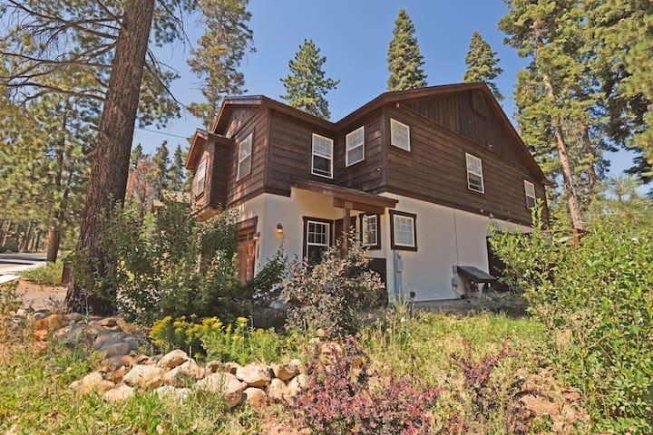 Bright, Airy Home in Tahoe Vista - Tahoe Vista - Dom