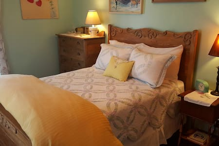 Bay View Room - Lake Placid - Bed & Breakfast