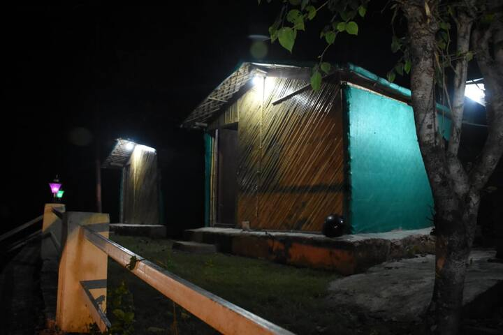 Baakhei Mud house.1