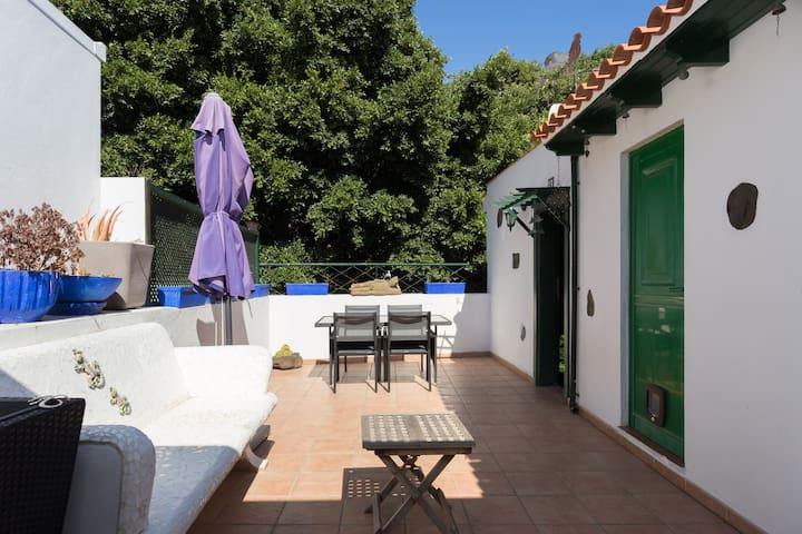 Disfruta de Playa, sol, relax en una preciosa casa - San Andrés - House